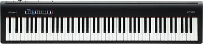 Roland FP-30 Digital Piano - Black • 548.45£