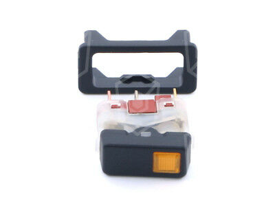 Bonamat Rocker Switch For B20HW, B10HW, B5HW, RL212, TH10 1-polig 250V Orange • 17.38£