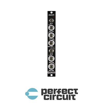 Erica Synths Pico Multi Buffered Multiple EURORACK - NEW - PERFECT CIRCUIT
