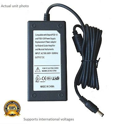 AC Adapter - Power Supply For Boss GT-1000 Guitar Effects Processor • 24.05£