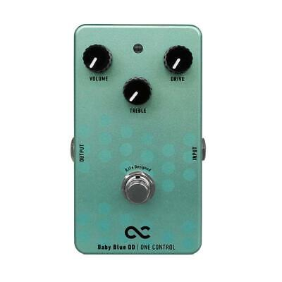 One Control Baby Blue OD BJFe Series Overdrive Pedal • 167.91£