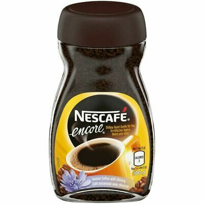 Nescafe Encore, Instant Coffee, 100g/3.5oz Jar (Imported From Canada) • 11.57£