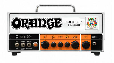 ORANGE Rocker 15 Terror Head 15Watt • 606.64£