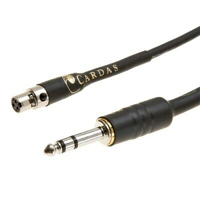 Cardas AKG K702 Mini-XLR Replacement Headphone Cable 3.5mm Jack 1.5m • 208.99£