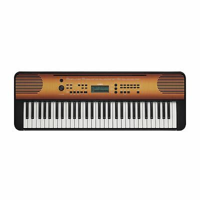 Yamaha PSR-E360 Portable Keyboard - Maple • 160.41£