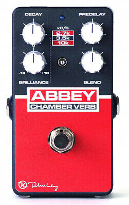Keeley Abbey Chamber Verb Reverb Pedal • 122.17£