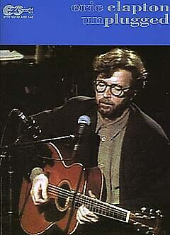Eric Clapton: Unplugged E-Z Play Guitar: Guitar TAB: Artist Songbook • 9.34£