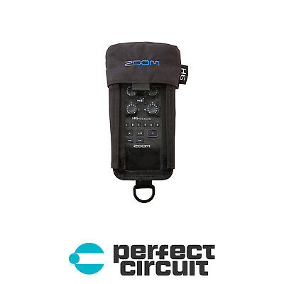 Zoom PCH-6 Protective Case for H6 Field RECORDER - NEW - PERFECT CIRCUIT