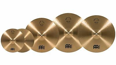 Meinl Pure Alloy Cymbal Set 15H/18C/22R+Free 20 Crash, Ching Ring and Cymbal ...