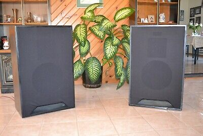 Pair Of Large 3 Way Loudspeaker Enclosures • 323.06£