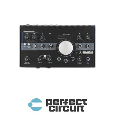 Mackie Big Knob Studio Monitor Controller INTERFACE - NEW - PERFECT CIRCUIT • 196.77£