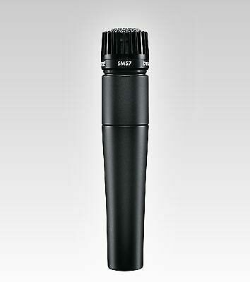 Shure SM57-LC - Instrument Microphone • 80.14£