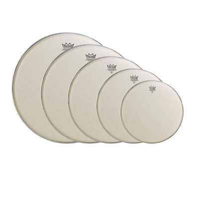 Remo ProPack Renaissance Marching Head Pack  6, 10, 13, 14 w/Free 12