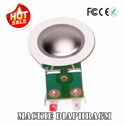 Mackie Diaphragm Replacement For SRM450 V3,THUMP 12A 15A 12BST Driver Tweeter 8Ω • 9.99£