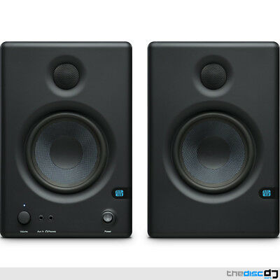 Presonus Eris E4.5 Active Studio Monitors X2, Powered Speakers, Presonus Monitor • 179£