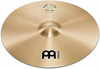 Meinl Pure Alloy Traditional Medium Ride Cymbal 20