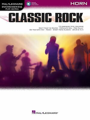 Classic Rock: French Horn Solo: Instrumental Album