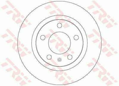 1x Brake Disc Trw Automotive Df6339 • 46.32£