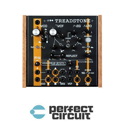 Analogue Solutions Treadstone Analog SYNTHESIZER - NEW - PERFECT CIRCUIT • 374.36£