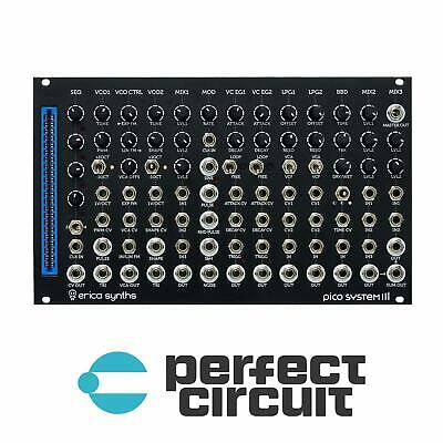 Erica Synths Pico System III Full Voice Module EURORACK NEW - PERFECT CIRCUIT