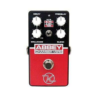Keeley Abbey Chamber Verb - Vintage Reverb • 122.17£