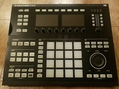 Native Instruments Maschine Studio WITH SOFTWARE Mint Condition Mk3/mikrokeyword • 258.74£