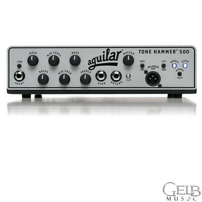 Aguilar Amplification - Tone Hammer 500 Amplifier - 515-014 • 565.81£