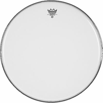 Remo Coated Smooth White Emperor 14 Inch Drum Head • 13.79£