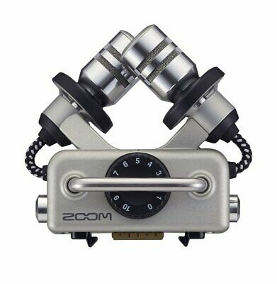 ZOOM Shock Mounted XY Stereo Microphone Capsule XYH-5 For H5 H6 Q8 New In Box • 61.60£
