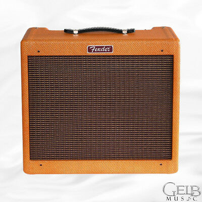 Fender Limited Edition Blues Junior Lacquered Tweed Tube Amp - 0213205700  • 485.66£