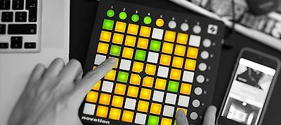 New Novation Performance Controller Launchpad Mini MK2 From JAPAN • 155.39£