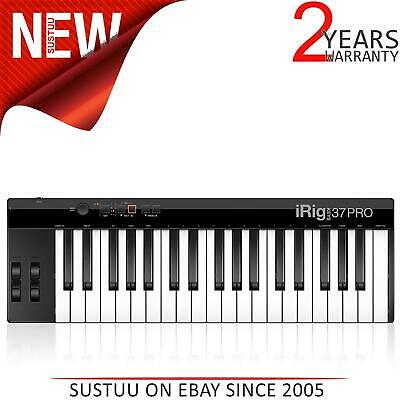 IK Multimedia IRig Keys 37 PRO│Standard│Controller For Mac/PC With USB Cable • 128.47£