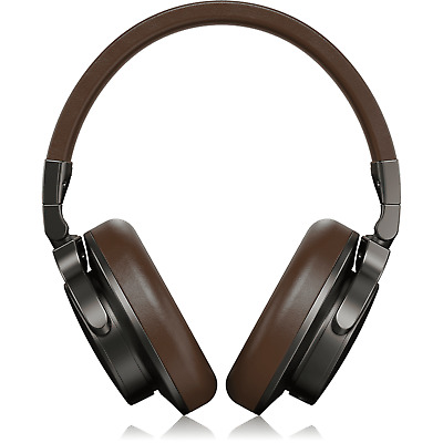 Studio Mixing Recording And Monitoring Headphones - Behringer BH 470 Grey Brown • 34.99£