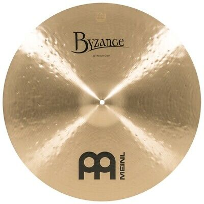 Meinl Byzance Traditional Medium Crash Cymbal 22 - Video Demo • 327.46£
