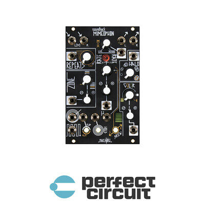 Make Noise Mimeophon Stereo Delay Looper EURORACK - NEW - PERFECT CIRCUIT • 307.86£