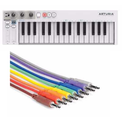Arturia KeyStep 32-Key Controller And Sequencer With Patch Cables • 107.92£