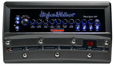 HUGHES&KETTNER Black Spirit 200 Floor 200Watt • 731.90£