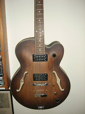 Ibanez Af55-tf Hollow Body Archtop Guitar Superb Condition With Case • 215£
