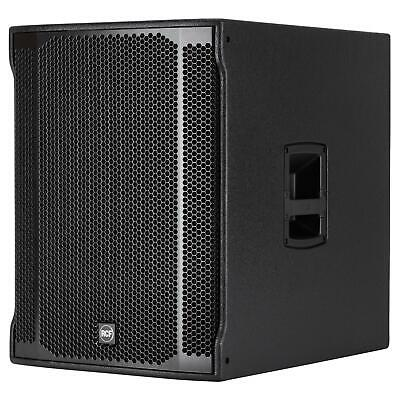 RCF Sub 8003-AS II 18  2200W Active Powered Bass Subwoofer • 1,399£