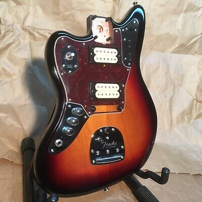 Left Handed Fender Jaguar Kurt Cobain • 379.31£