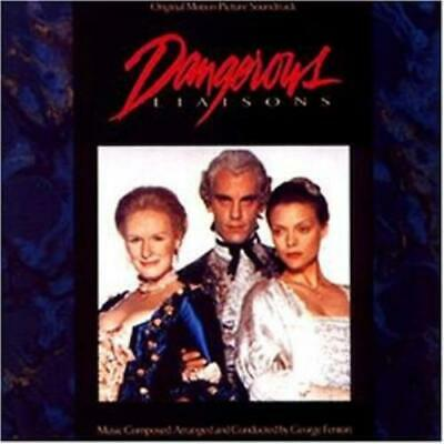 George Fenton : Dangerous Liaisons CD Highly Rated EBay Seller Great Prices • 7.62£