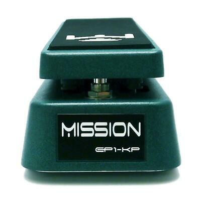 Mission Engineering EP1-KP Kemper Expression Controller Pedal - Green • 108.61£