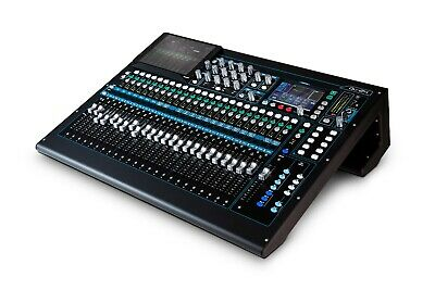 Allen & Heath Qu-24 Digital Mixer - Chrome Edition • 1,629£