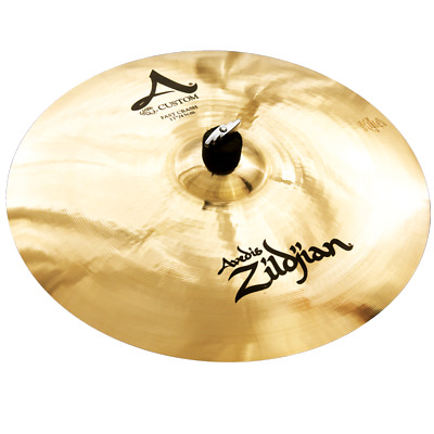 Zildjian A Custom Fast Crash Cymbal 15  - A20531 • 184.54£