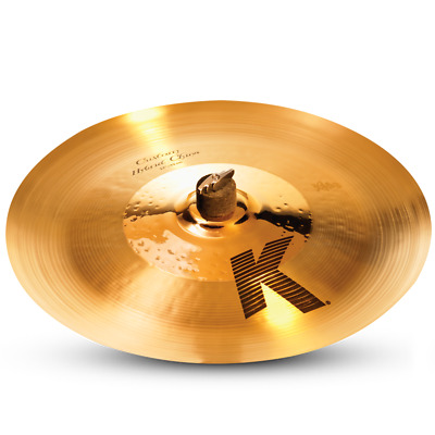 Zildjian K Custom Hybrid China Cymbal 17  - K1221 • 244.42£