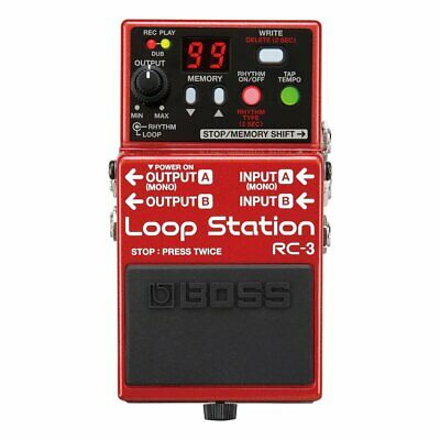 Boss RC-3 Loop Station • 146.35£