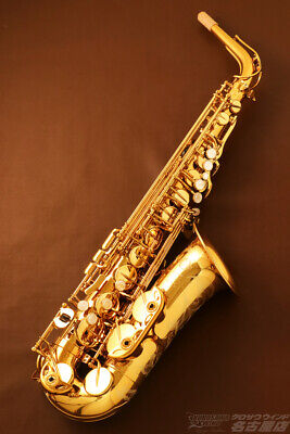 Mint H Selmer Alto Reference54 Antique Gold Lacquer W E Wind Nagoya • 7,826.03£
