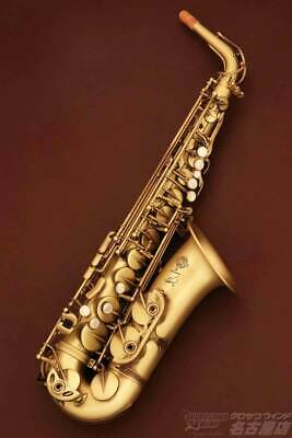Mint H Selmer Alto Reference54 Antique Brushed Satin Wind Instrument Specialty • 7,826.03£