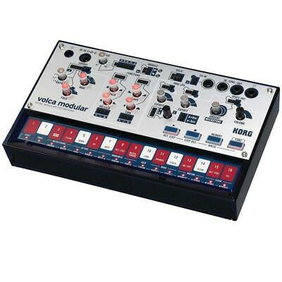 KORG Micro MODULAR Synthesizer VOLCA-MODULAR New In Box • 166.95£