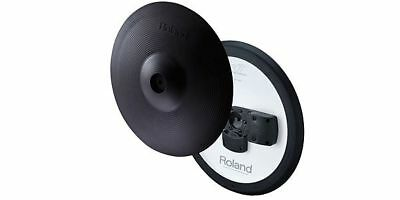 ROLAND V-Cymbal CY-13R Ride Cymbal Black 13  New In Box • 168.79£